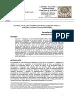 Rodríguez Ávila, Sandra Patricia y Acosta, Wilson Armando. AUTORES, PROBLEMAS Y DEBATES EN LA INVESTIGACIÓN SOBRE LA.pdf