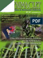 Benimaclet nº 37 - diciembre 2010