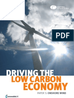 Driving the Low Carbon Economy - Policy Paper 3