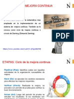 PRODUCCIÓN ESBELTA - SEM 03