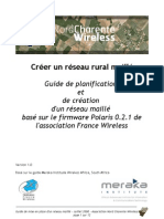 Guide de Mise en Place Dun Reseau Maille