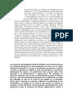 proyecto MiVivienda