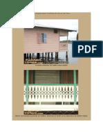 La Arquitectura Caribeña de Bocas del Toro