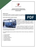 LOGÍSTICA DE COMERCIO EXTERIOR