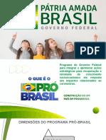 Programa Pro Brasil