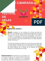 Uruapan Festival de Velas