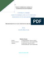 Contrat a Terme .Aspects Juridique Fiscal Et Comptable