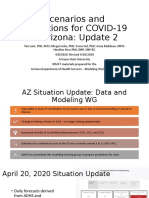 2020.04.20. COVID19 Projections