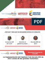 2017-11-02 PPT Eìtnicos Taller Regionales ART