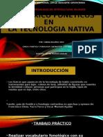 FONOLOGIA   EN AYMARA Y QUECHUA(2019).Corina Bolaños Cruz.