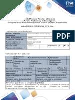Guía para el desarrollo del componente práctico - Fase 4 - Componente práctico - Documentar un sistema de gestión de calidad