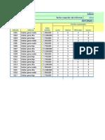 Tarea 1 Unidad 1 - Manejo básico de Excel