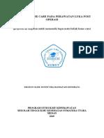 PROPOSAL HOME CARE PADA PERAWATAN LUKA POST OPERASI.docx