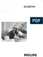 Philips 32pf5331 User Manual