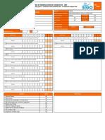 Form. HRC  2020 - G. Proyectos Recursos Hídricos
