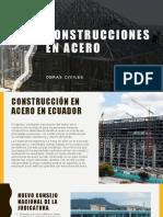 Construcciones en acero