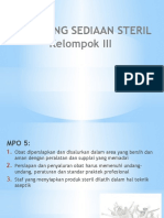 PPT Sediaan Steril