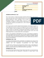 DIFERENCIA Y ANALISIS FODA GNL