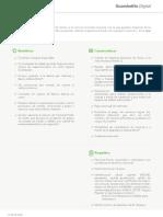 folleto informativo digital