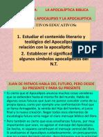 APO - TEMA 7 - Apocalipsis