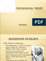 Erikson's Psychosocial Theory-1
