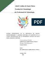 Formato Ejemplo Presentación de Tesis UCSM