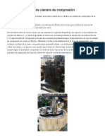 La reconstrucción de cámara de compresión - Bestias Air Solutions