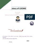history of loom