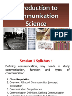Sesi 1- Intro to Comm Science 2015- Taufan Akbari