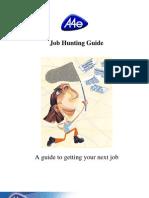 A4e Job Hunting Guide