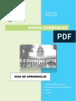 GUIA DE APRENDIZAJE_diseño curricular