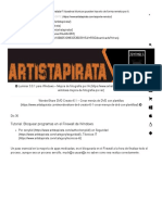 Tutorial_ Bloquear programas en el Firewall de Windows - Artista Pirata.pdf