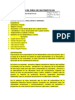 PLAN DE ÁREA DE MATEMÁTICAS 2019 2020.docx