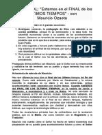 01_⏳ESPECIAL Estamos en el FINAL de los ÚLTIMOS TIEMPOS - con Mauricio Ozaeta.docx