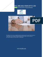 MVG HR Brochure
