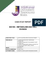 Case Study Bio Lactic Acid