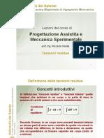 Lezione 4 - Tensioni residue.pdf