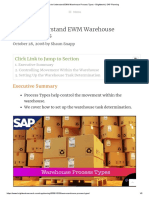 How to Understand EWM Warehouse Process Types • Brightwork _ SAP Planning