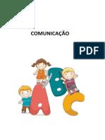 Fichas de COMUNICAÇÃO