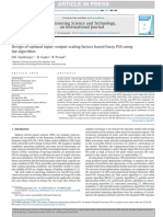 [2016] Design of optimal input–output scaling factors based fuzzy PSS using bat algorithm