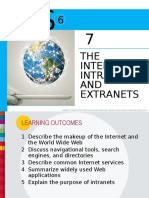 internet intranet  extranets