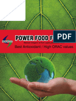 Oreganooil Powerfood Brochure