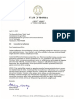 Letter From Moody to Fried Re Concealed Weapons