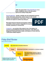Improved Friday Commanders Brief - Proposed - Joel Magnussen 2002