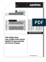 Xdc 6kw 12kw User Guide Xdop-01xn