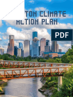 Houston Climate Action Plan - April 22, 2020
