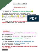 DOUCUMENT leçons et exercices.docx