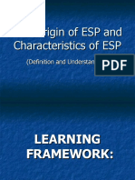 2. The Origin of ESP.ppt