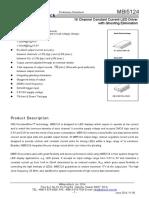 PCB Component MBI IC
