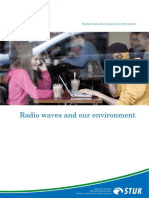 Radio Waves and Our Environment 2009